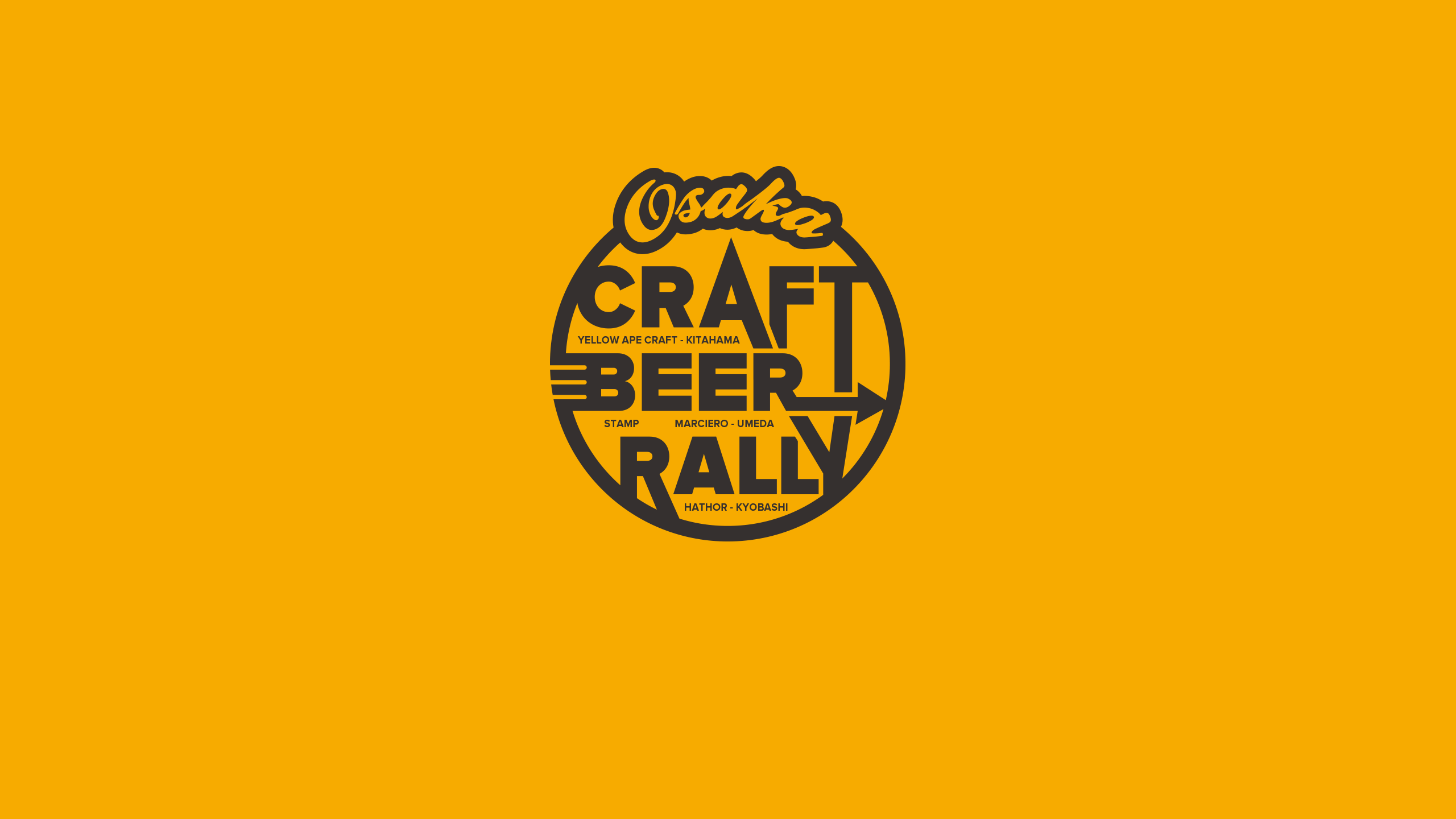 Header Image - Osaka Craft Beer Rally vol.2